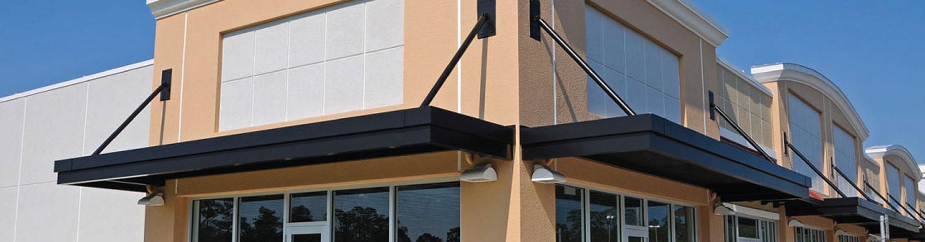 Exterior: EIFS Repairs & Installation
