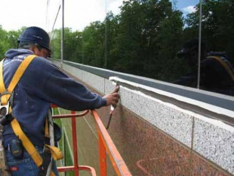 CAULKING, JOINT SEALANT REPLACEMENT & REPOINTING